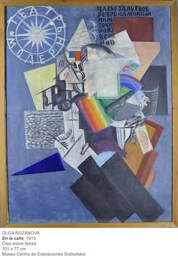 Dadaismo Olga Rozanova