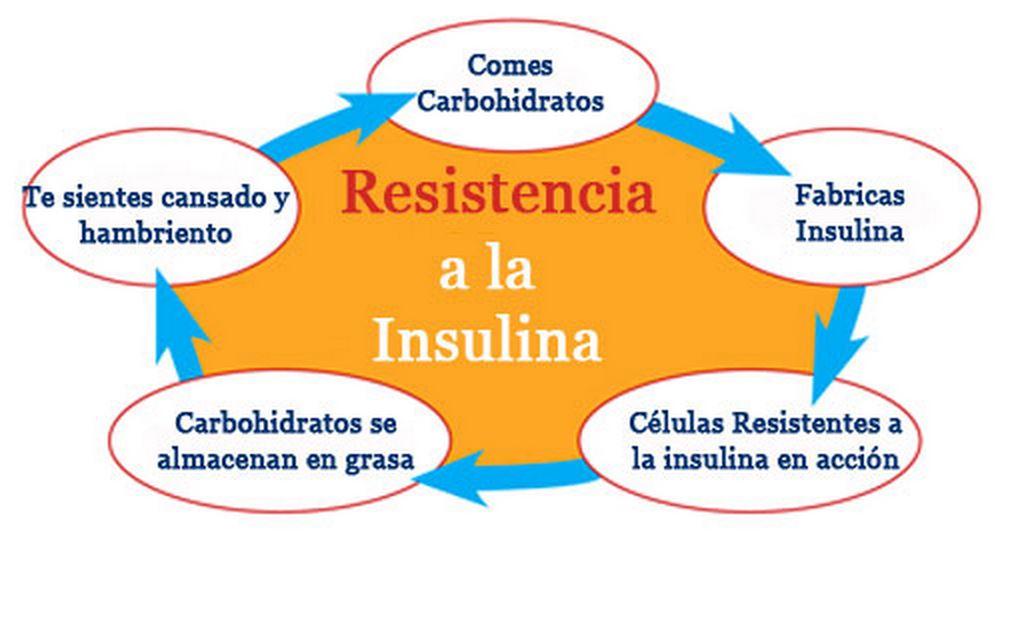 examen de resistencia a la insulina