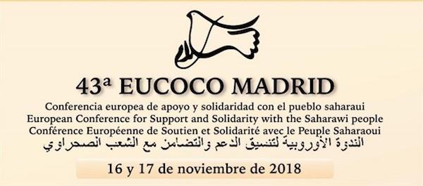 EUCOCO Madrid noviembre 2018