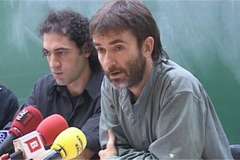 Ermengol Gassiot en una rueda de prensa