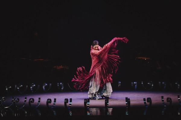 Eva Yerbabuena © Óscar Romero, Sevilla 2018