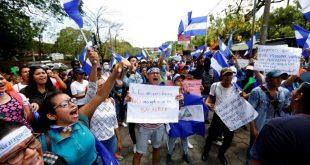 Nicaragua: el terror se apodera del país