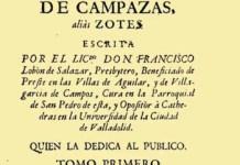 Fray Gerundio de Campazas Edicion 1758