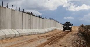 Frontera entre Turquía y Armenia, vigilada desde el lado turco