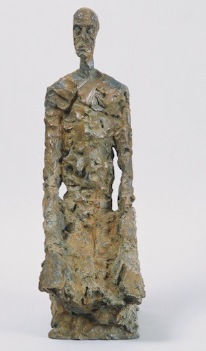 Giacometti-hombre-sentado-bronce-1965
