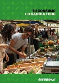 Greenpeace consumo ciudades