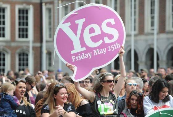 Irlanda despenaliza aborto 25MAY2018