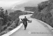 Javier Sánchez-Monge: campesina de Guizhou; China