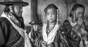 """Fotografia de la serie """"A Tibetan Perspective"""", por Javier Sánchez-Monge Escardó, ganadora de mención de honor en los ND Awards 2015"""
