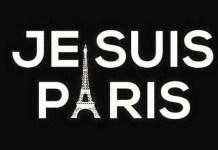 cartel Je suis Paris