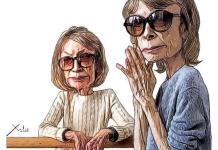Joan Didion por Xulio Formoso