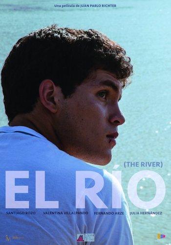Juan Pablo Richte el río cartel