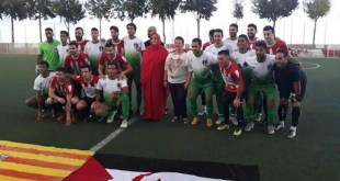 Fútbol y Sahara (IV)