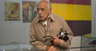 Muere en México el fotógrafo Julio Mayo