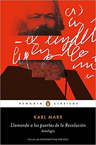 Karl Marx Puertas de la revolución Bertolo