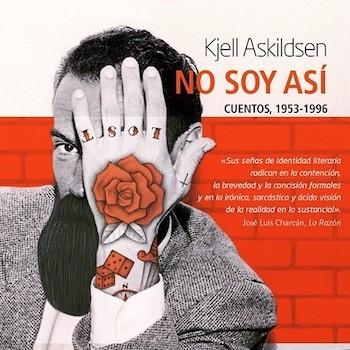 Kjeill Askildsen no soy así portada