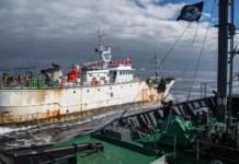 El Kunlun acosado por las ONG en la Antártida