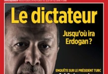 Le Point Erdogan dictador