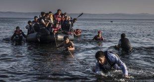 Sergey Ponomarev premiado por la cobertura fotoperiodística de la llegada de refugiados a Europa