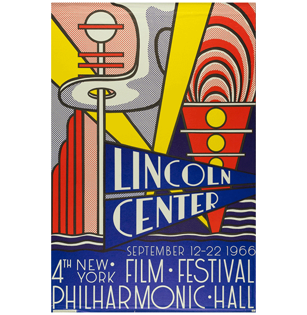 Lincoln Center Film Festival, 1966.