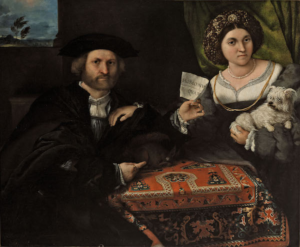 Lotto Retato de matrimonio