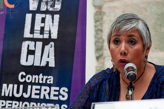Lucía Lagunas (CIMAC)