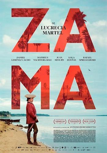 Lucrecia Martel cartel Zama