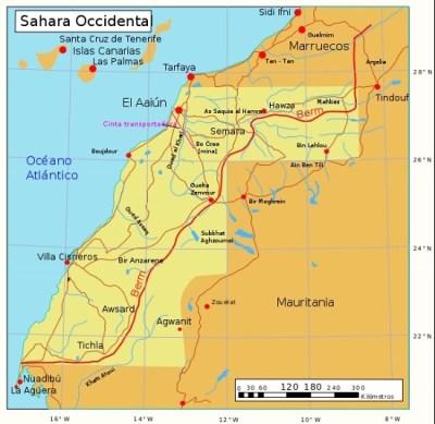 Mapa-Sahara-Occidental
