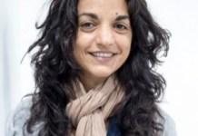 María José Jiménez, candidata de Podemos al Congreso de los Diputados por Salamanca