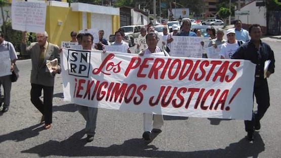 Mexico-marcha-periodistas