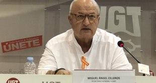 Miguel Ángel Cilleros 2018 UGT
