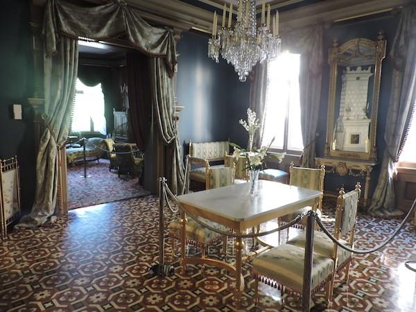 Museo Casa Ibsen Comedor y sala