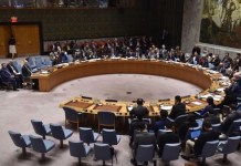 ONU Consejo Seguridad 14ABR2018