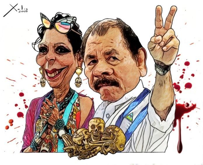 Ortega y Murillo por Xulio Formoso
