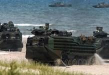 Fuerzas de intervención rápida de la OTAN en Europa