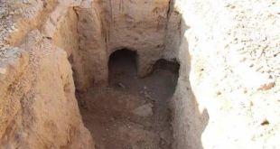 Palacio de Mari destruido tuneles