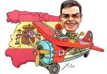 Pedro Sánchez por Xulio Formoso