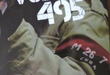 "Portada de ""Vuelo 495"""