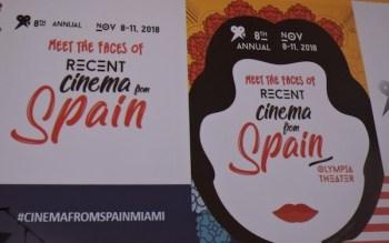 Recent cinema spain 2018 cartel