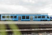René Frampe EVB coradia ilint Alston TGV