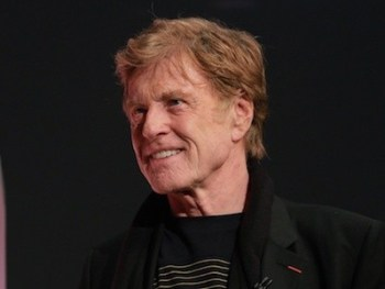 Robert Redford 2018