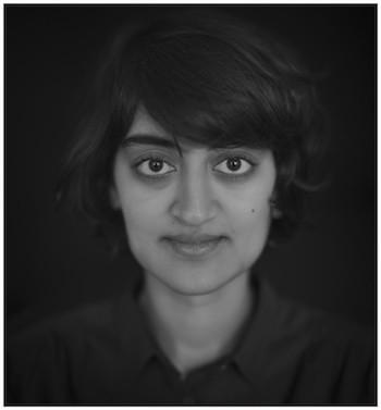 Roopa Gogineni, reportera, fotoperiodista