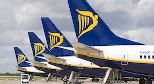 Ryanair anuncia cancelaciones masivas hasta octubre