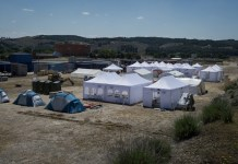 START OMS AECID campamento