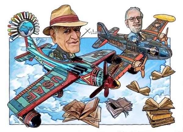 Salter y Eagleton criticos por Xulio Formoso