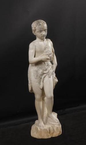 San Juan Bautista, niño. Miguel Ángel