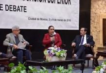 Sara Ladrón De Guevara, rectora de la Universidad Veracruzana