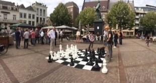 Dordrecht, ciudad del ajedrez
