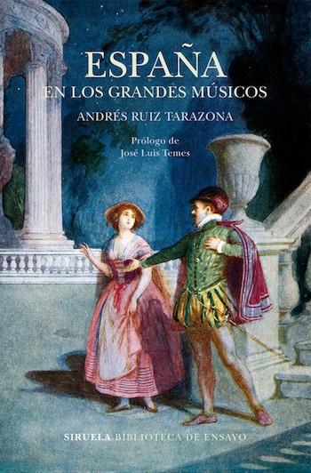 Tarazona España músicos portada Siruela