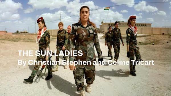 The sun ladies